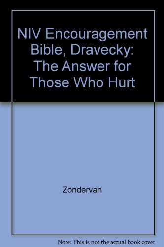 9780310946090: NIV Encouragement Bible, Dravecky: The Answer for Those Who Hurt