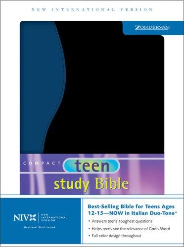 9780310947592: NIV Teen Study Bible, Compact Edition