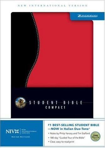9780310947608: NIV Student Bible, Compact