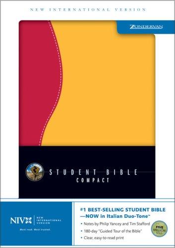 9780310947615: NIV Student Bible, Compact