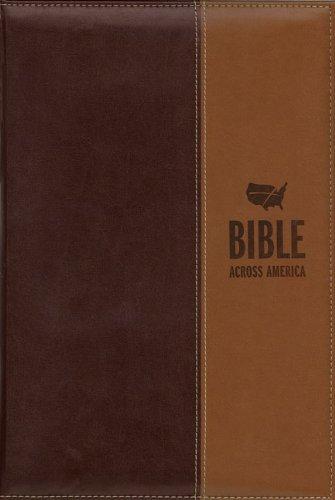 9780310948490: NIV Bible Across America 1984