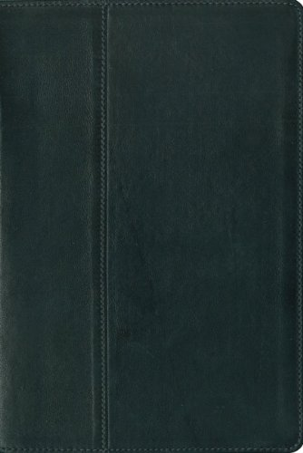 9780310948520: NIV, Life Application Study Bible, Bonded Leather, Black