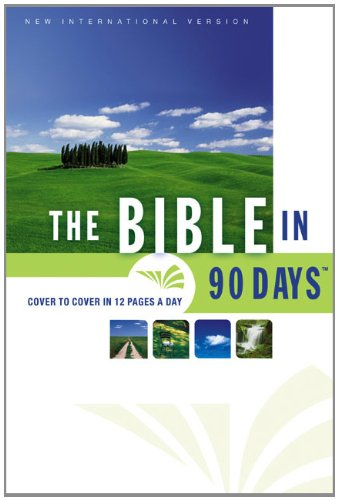 9780310948537: The Bible in 90 Days: Whole-Church Challenge - Session 14 with Mark Strauss