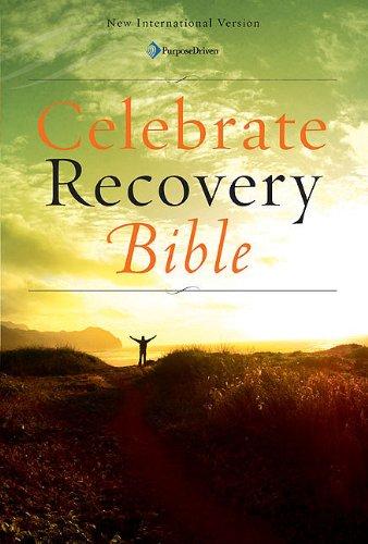 9780310948841: Celebrate Recovery Bible-NIV-Large Print