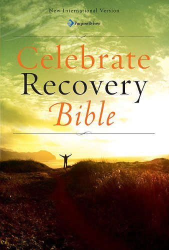9780310948841: Celebrate Recovery Bible, Large Print