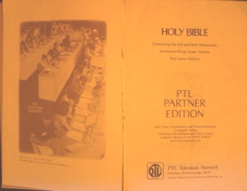 Holy Bible: Containing the Old and New: Zondervan