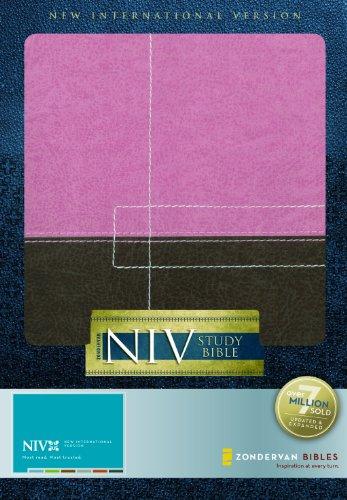 9780310949206: NIV Study Bible