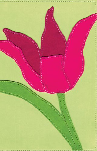 9780310949329: Compact Thinline Bloom Collection Bible-NIV-Tulip