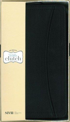 9780310949619: NIV Italian Duo-Tone, Black, Bible Clutch 1984