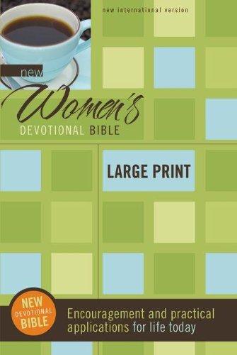 9780310949701: New Women's Devotional Bible, Large Print
