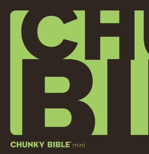 9780310949770: Chunky Bible mini