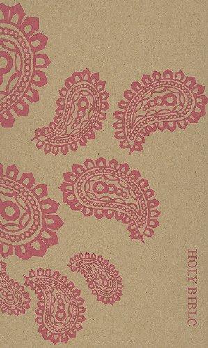 9780310949862: Holy Bible: New International Version Pink Paisley