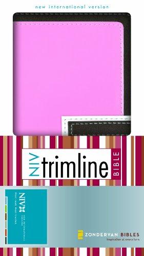 9780310950134: NIV Trimline Bible