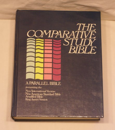 9780310950165: Comparative Study Bible