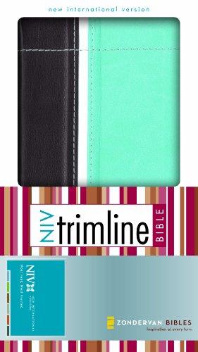 9780310950264: NIV Trimline Bible