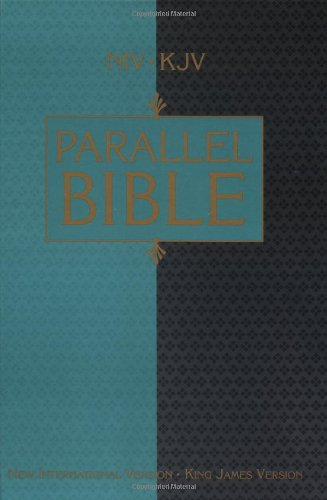 9780310950400: The Niv/KJV Parallel Bible: King James Version New International Version