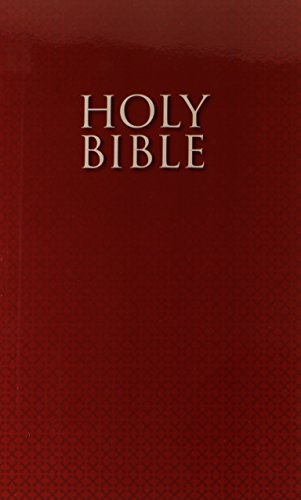 9780310950806: NIrV, Holy Bible for ESL Readers, Paperback, Red