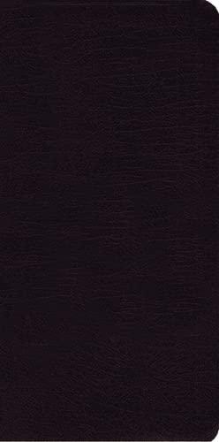 9780310951391: KJV, Trimline Bible, Bonded Leather, Black