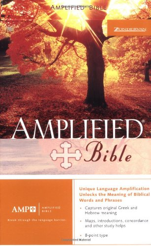 9780310951414: Amplified Bible-AM