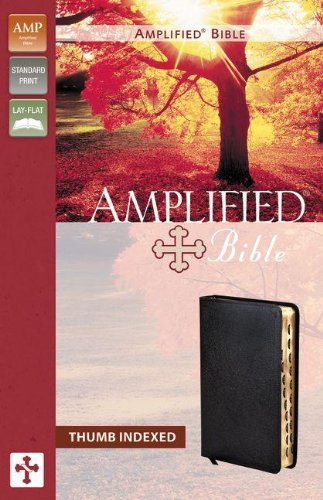 9780310951797: Amplified Bible Indexed