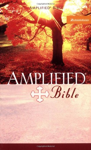 9780310951858: Amplified Bible-AM: Mass Market Edition