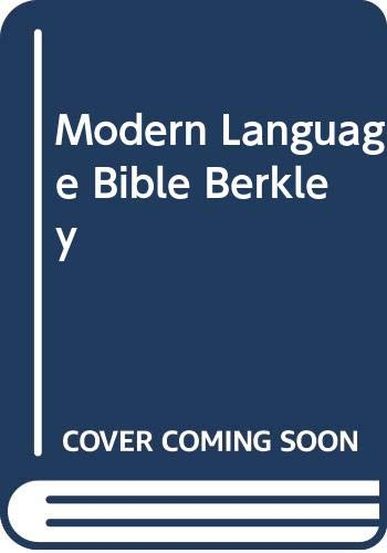 9780310954002: Modern Language Bible Berkley
