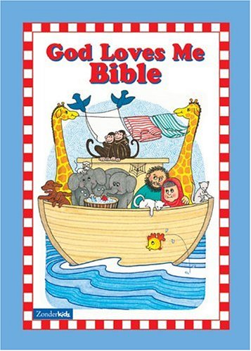 9780310958475: God Loves Me Bible (Boys)