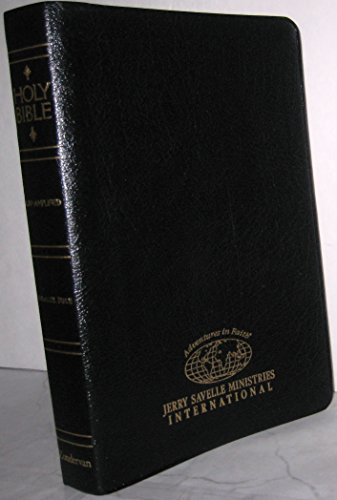 9780310958826: KJV Amplified Parallel Bible - Jerry Savell