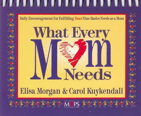9780310963295: Daybreak What Every Mom Needs