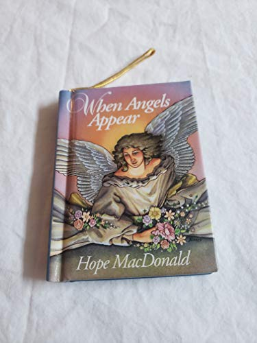 9780310965800: When Angels Appear: Tiny Treasure Christmas Tree Ornament