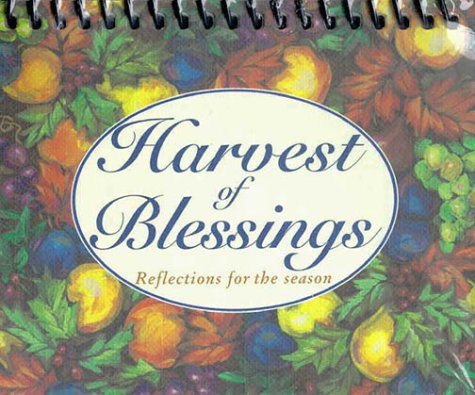 Harvest of Blessings Daybreak (0310967899) by Zondervan Publishing Company
