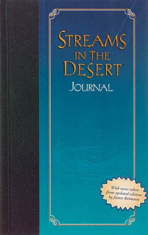 9780310972747: Streams in the Desert Journal