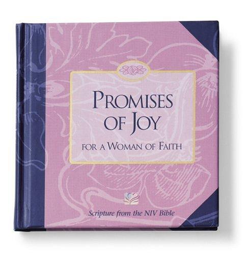 9780310973898: Promises of Joy for A Woman of Faith