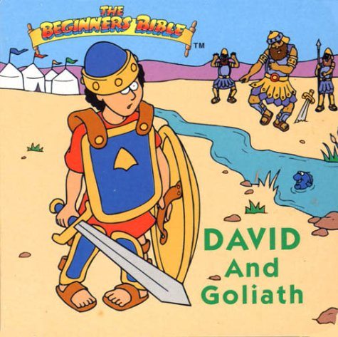 9780310975373: David and Goliath (Beginners Bible)