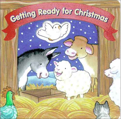 9780310975618: Getting Ready for Christmas (Christmas Board Books)