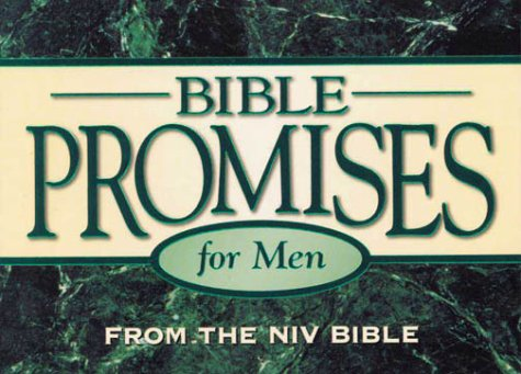9780310976912: Bible Promises for Men from the Niv Bible (Bible Promises (Zondervan))