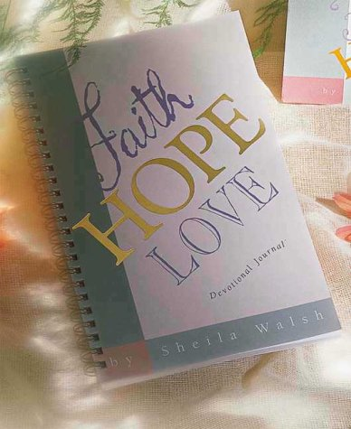 9780310978022: Faith Hope Love Journal