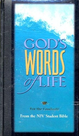 9780310979418: God's Words of Life for Graduates
