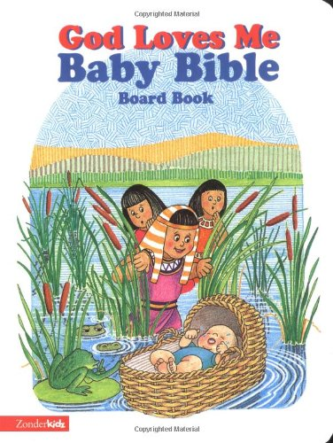 9780310979500: God Loves Me Baby Bible