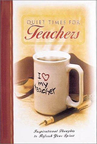 9780310980087: Quiet Times for Teachers