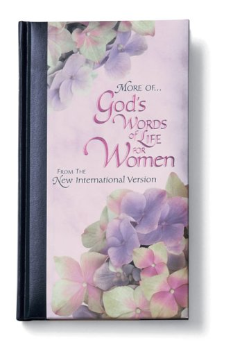 9780310980414: More of God's Words of Life for Women