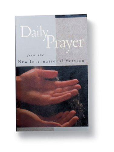 9780310982562: Daily Prayer from the New International Version