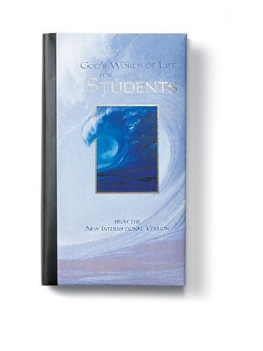 9780310984146: God's Words of Life for Students: from the New International Version (GOD'S WORDS FOR LIFE GIFT BOOKS)