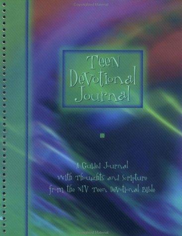 9780310984290: Teen Devotional Journal