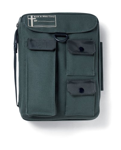 9780310985631: Bib Cov Cargo Olive (Bible Cover) (Bible Cover)