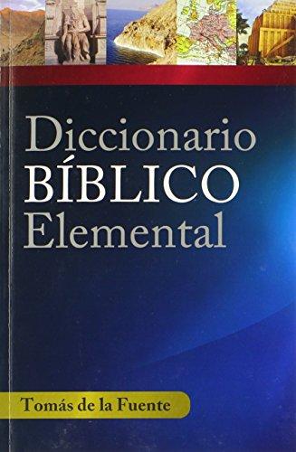 9780311036486: Diccionario Biblico Elemental (Spanish Edition)
