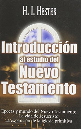 9780311043309: Introduccion Al Estudio del Nuevo Testamento (Spanish Edition)