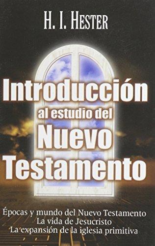 9780311043309: Introduccion Al Estudio del Nuevo Testamento (Spanish Edition)