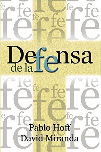 9780311050468: Defensa de la Fe