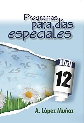 9780311070053: Programas Para Dias Especiales (Spanish Edition)